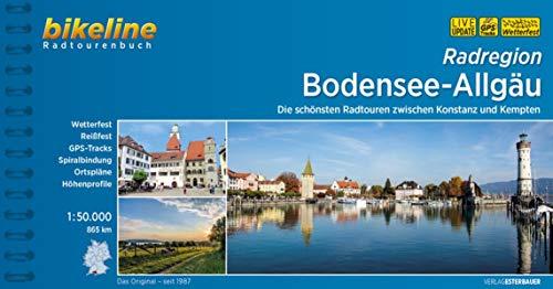 Bodensee-Allgäu: Die schönsten Radtouren zwischen...
