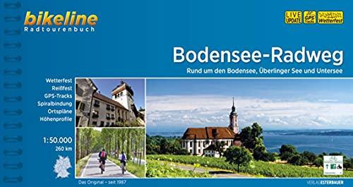 Bodensee-Radweg: Rund um den Bodensee, Überlinger See...