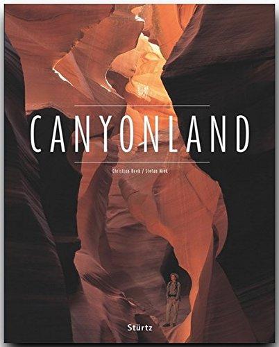CANYONLAND - Amerika / Utah - Arizona - Nevada -...