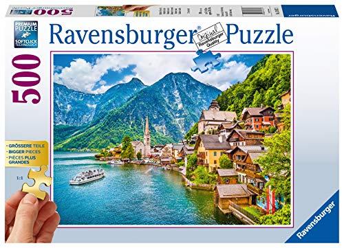Ravensburger Puzzle 13687 - Hallstatt in Österreich -...