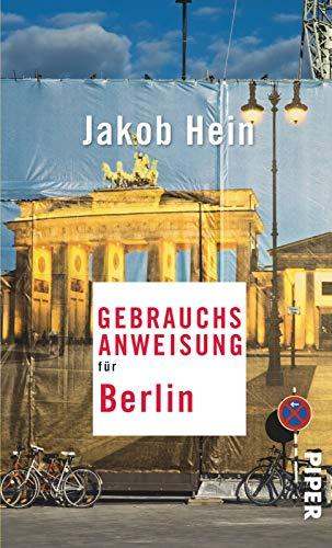 Gebrauchsanweisung für Berlin: 2. aktualisierte...