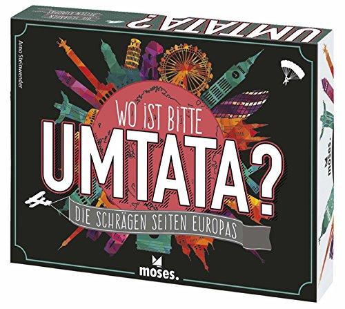 Moses MOS90226 - Wo ist Bitte Umtata? | Das Spiel über...