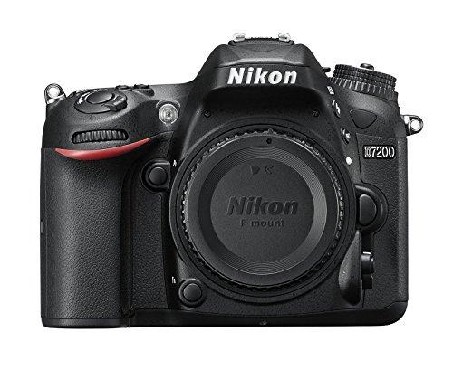 Nikon D7200 SLR-Digitalkamera (24 Megapixel, 8 cm (3,2...