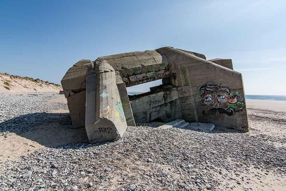 Bunker bei Biville