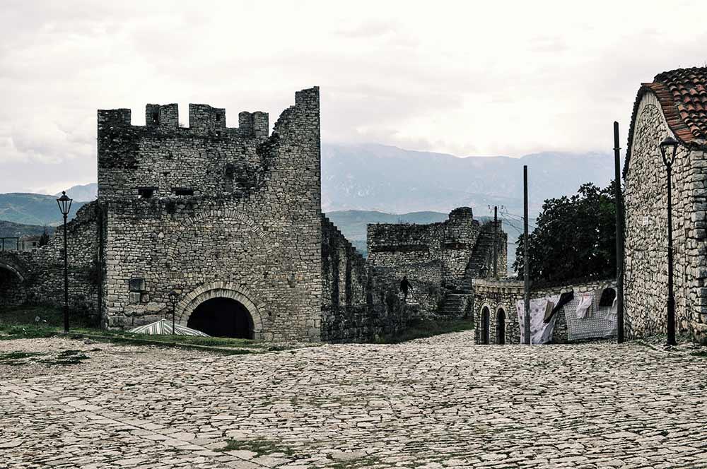 Die Burg von Berat