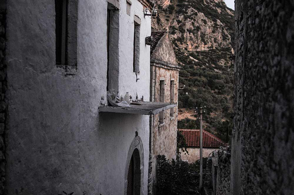 Die Geisterstadt von Qeparo