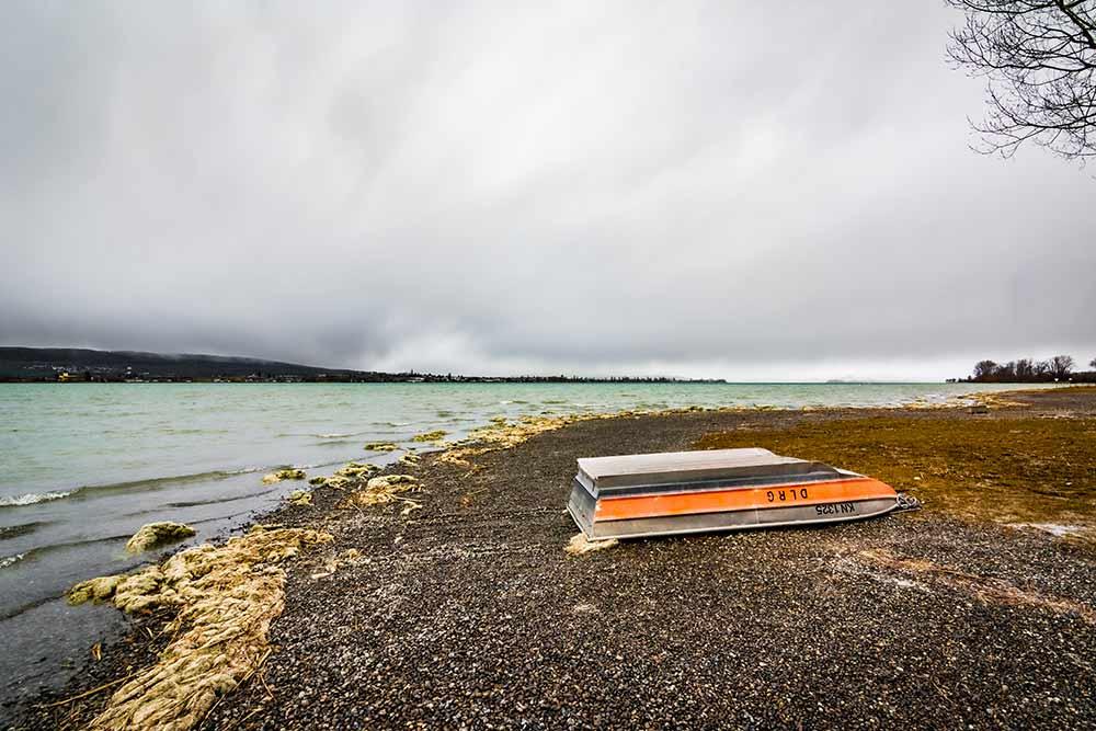 Hegne und der Bodensee
