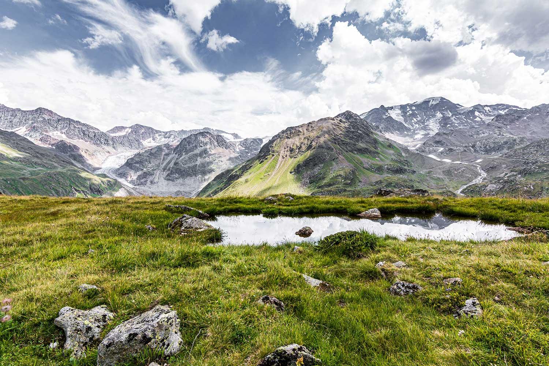 Kleiner See im Kaunertal
