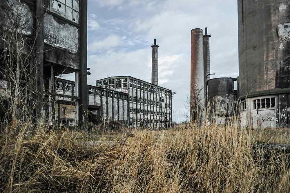 Ruinen bei Berlin