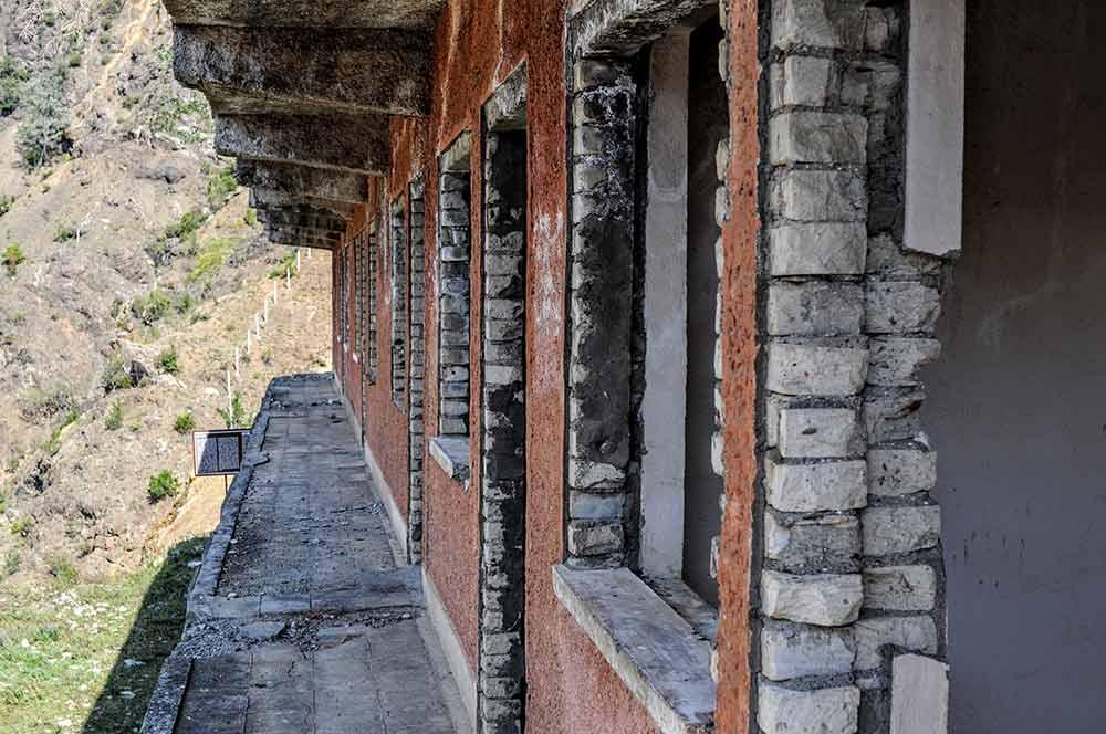 Spaç und das Gefängnis
