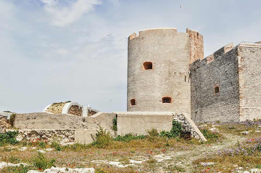 Turm von Château d'If