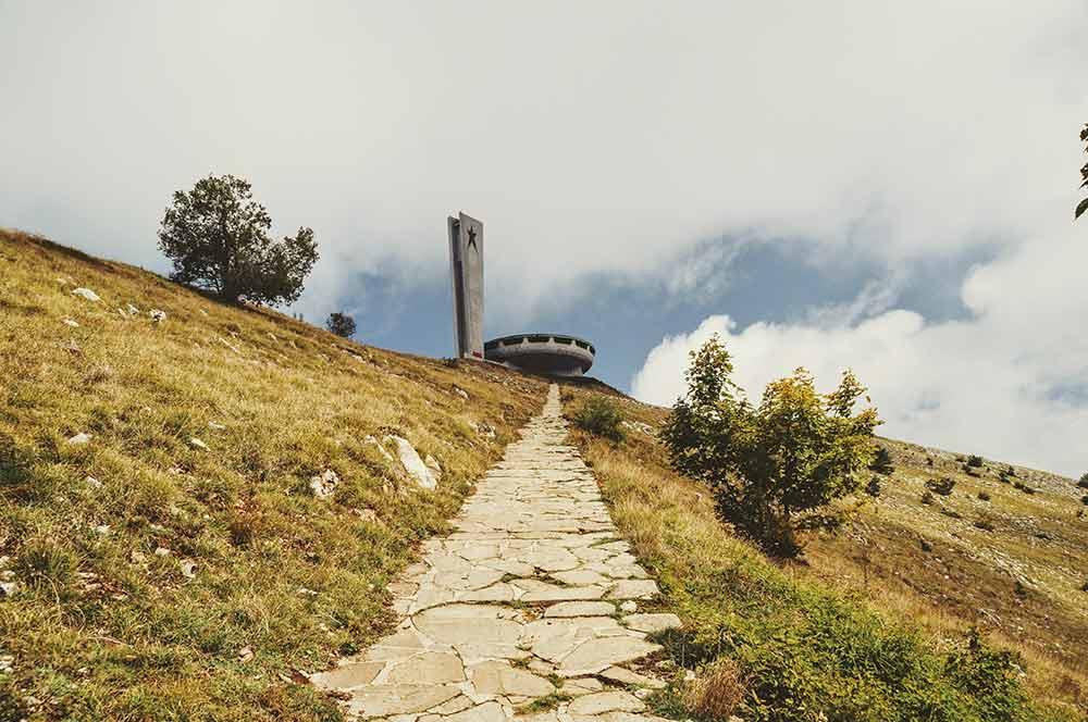 Der Weg nach Busludscha