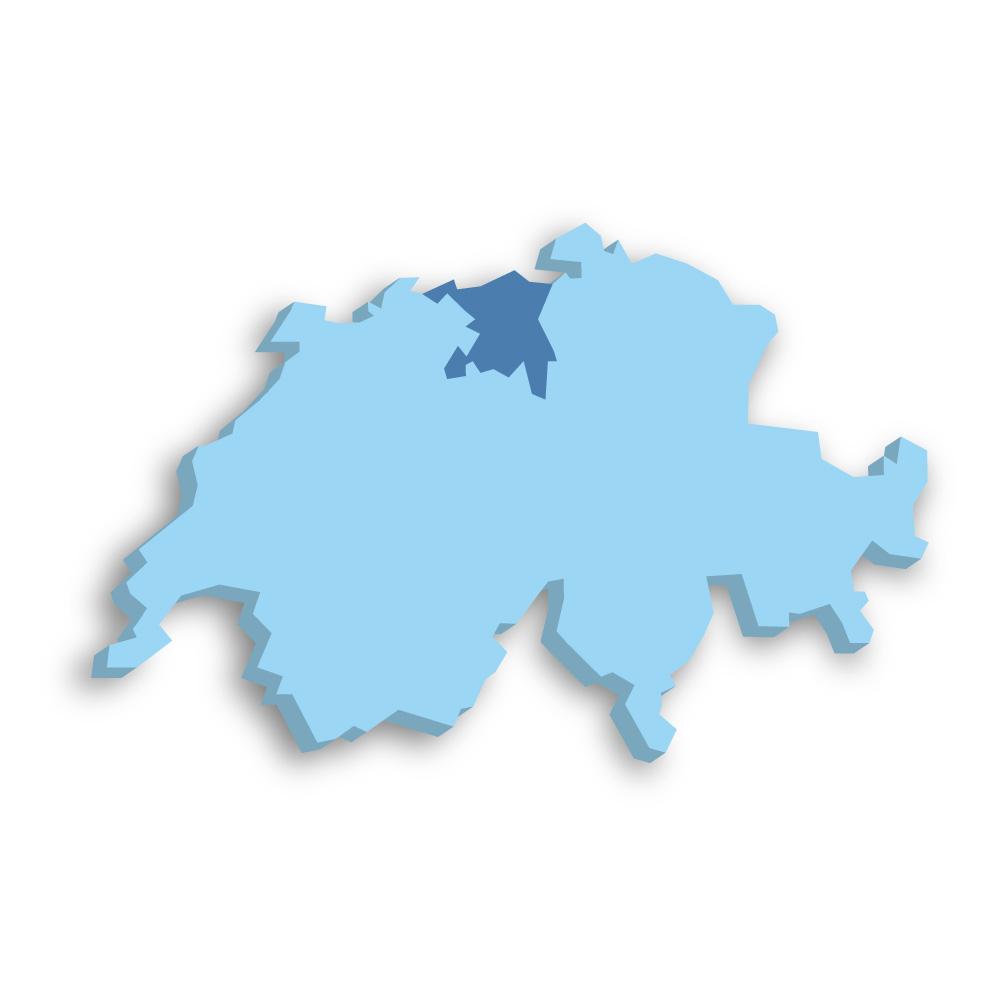 Kanton Aargau Schweiz