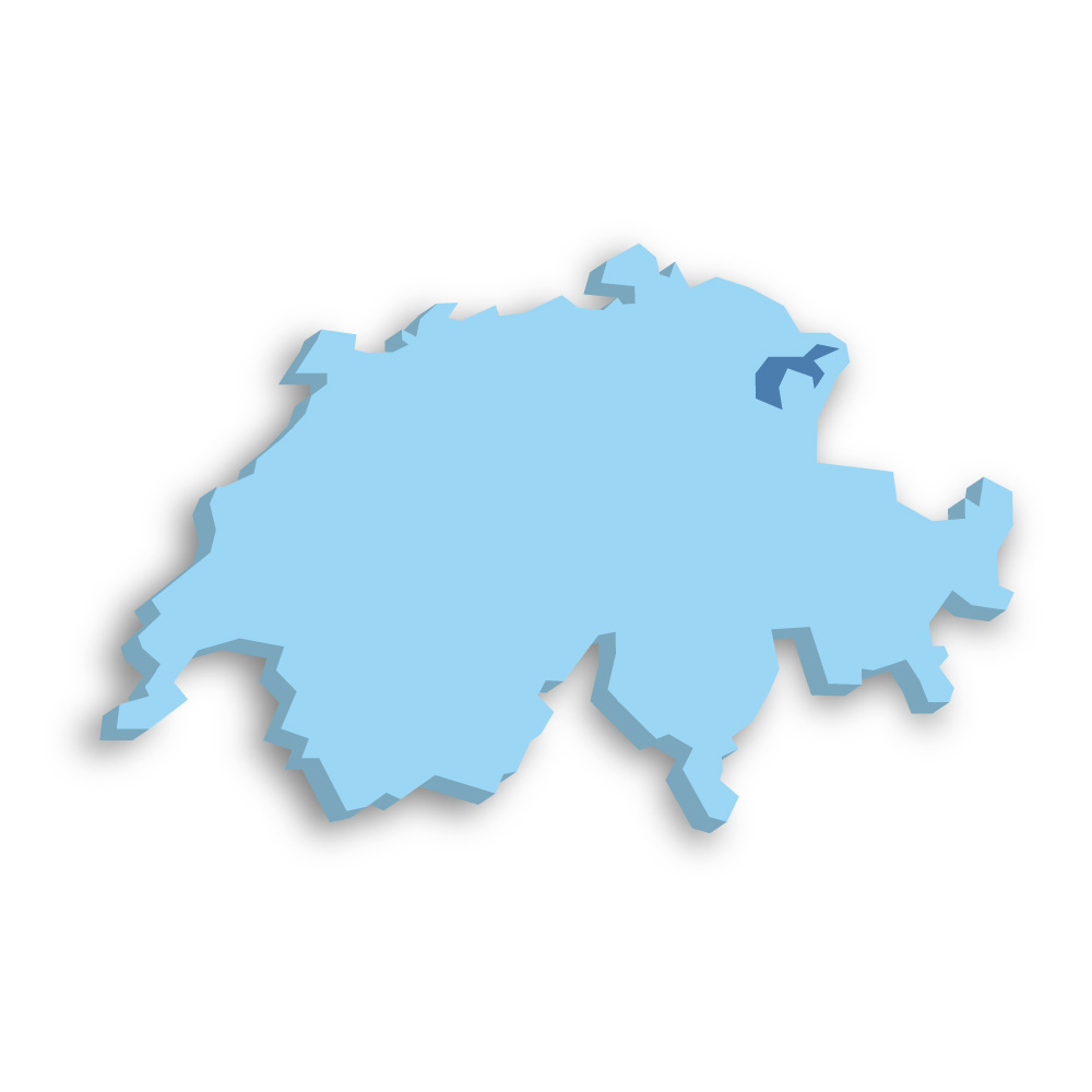 Kanton Appenzell Ausserrhoden Schweiz