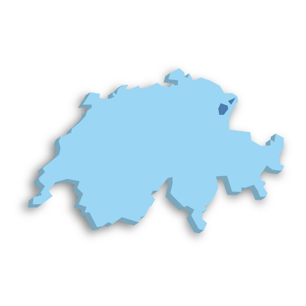 Kanton Appenzell Innerrhoden Schweiz