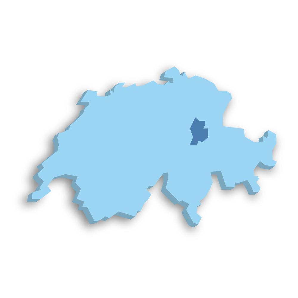 Kanton Glarus Schweiz