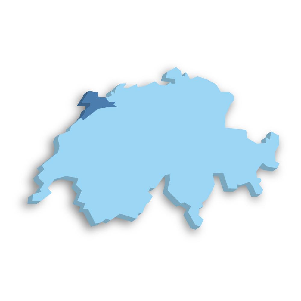 Kanton Jura Schweiz