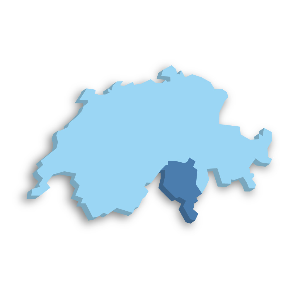 Kanton Tessin Schweiz