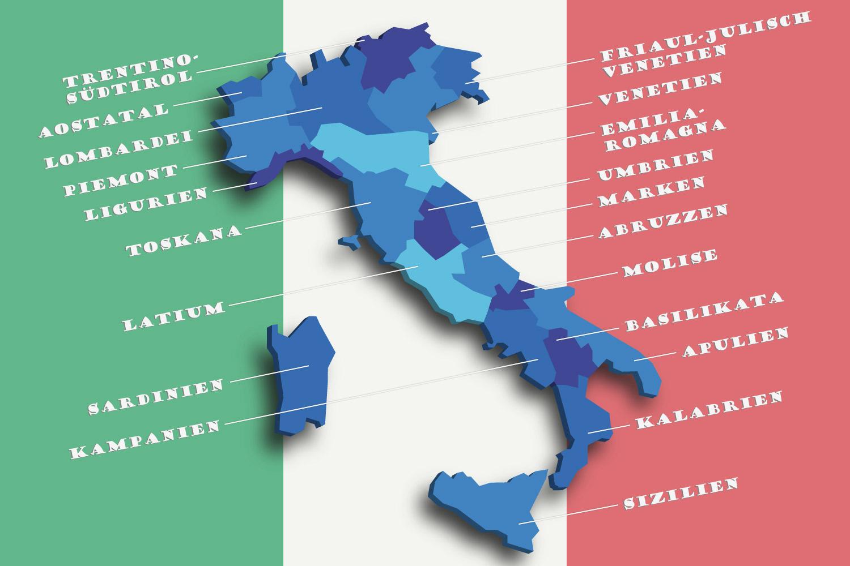 regionen-italien