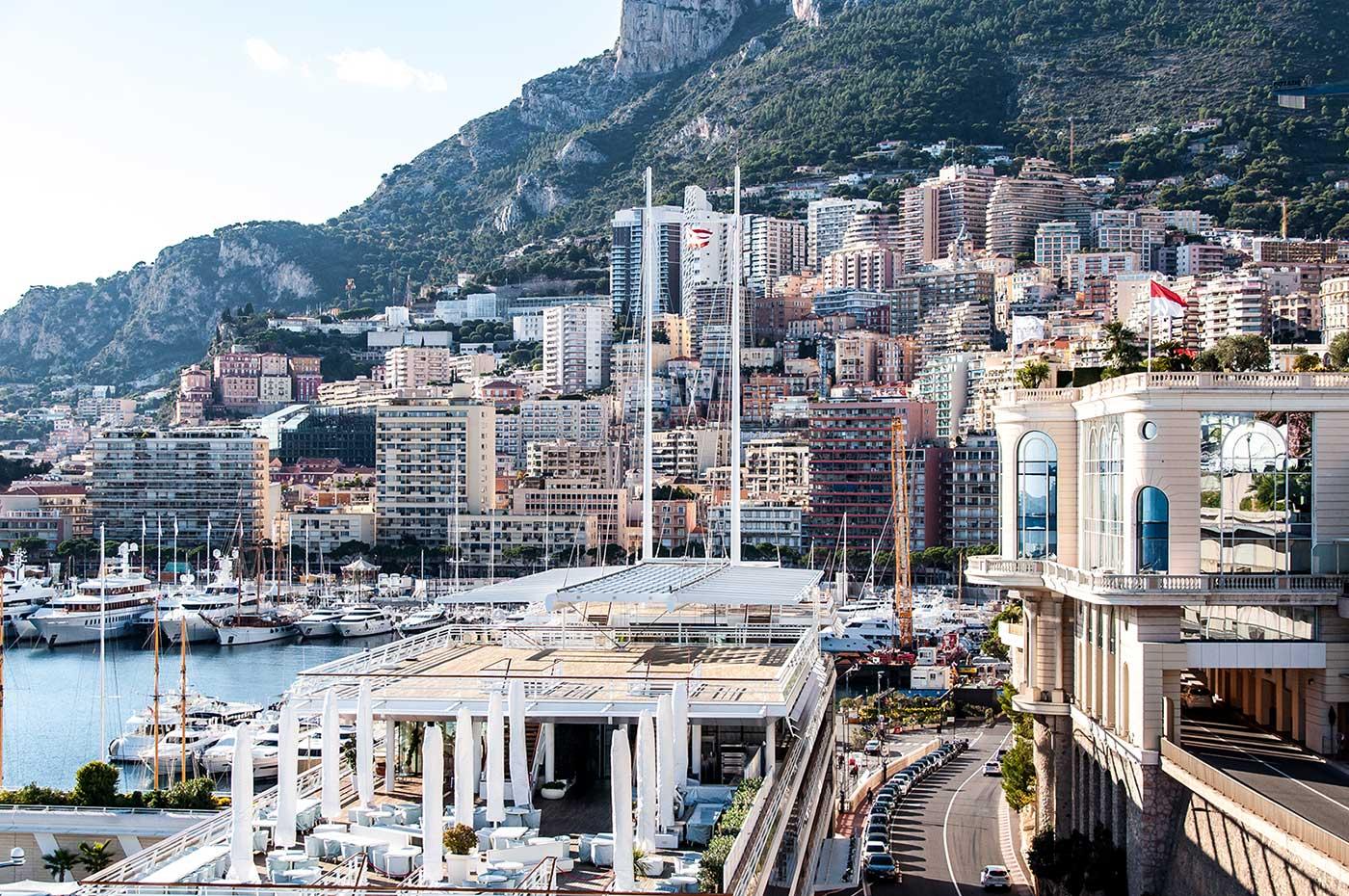 Monaco ist eines der kleinsten Länder Europas und das am dichtesten besiedelte